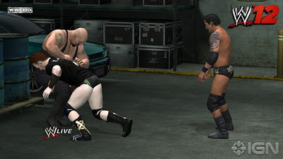 Wwe 12 Free Download PC Game Full Version