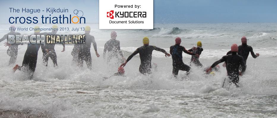 Kyocera Beach Challenge!