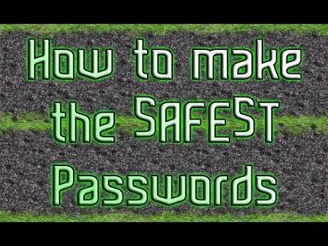 මෙන්න මෙහෙමයි සුපිරි  Password  එකක් හදා ගන්නේ.