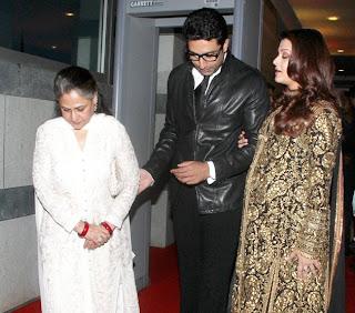 Bollywood Actress Abhishek