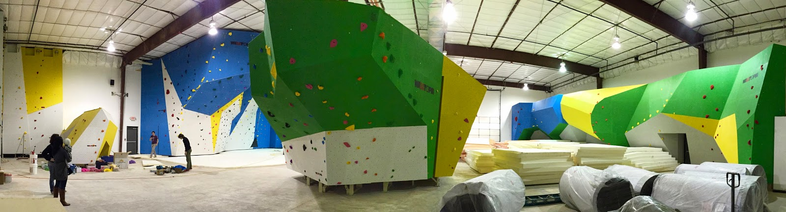 GIVEAWAY: Climb at Climb Up in Norman, OK!