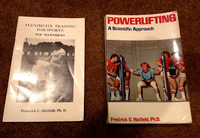 Dr. Fred Hatfield's books