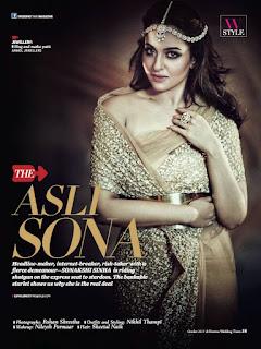 Sonakshi Sinha  Pictureshoot Femina Wedding Times Magazine October 2015.jpg