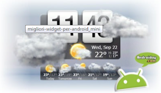 download best android widget