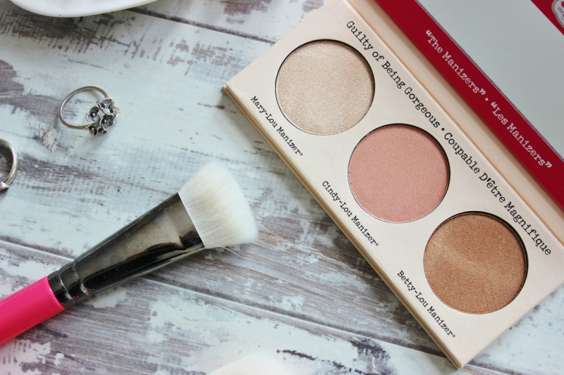 The Balm Manizer Sisters holiday palette 2015