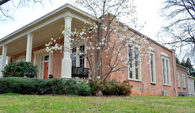 L. P. Grant Mansion, Atlanta Preservation Center