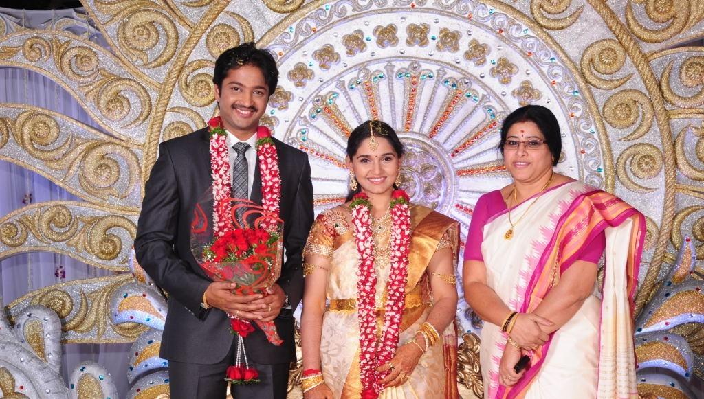Aryan Rajesh Wedding Reception Photos Set 1 Djsdrive Eworld