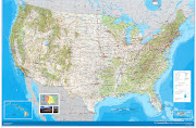 Information used to develop the National Atlas of the United States is also .
