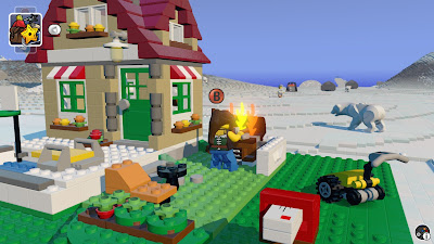 Lego worlds pc game review set piece barbecue