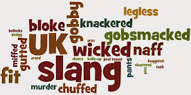 ACTIVITY of the MONTH: UK Slang