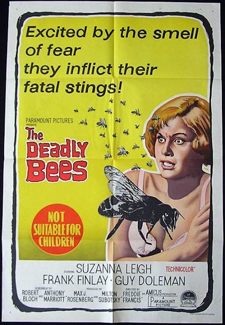 The Deadly Bees 1966 Blu-ray Olive Films