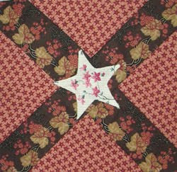 2013 Block of the Month: <br> Dixie Diary