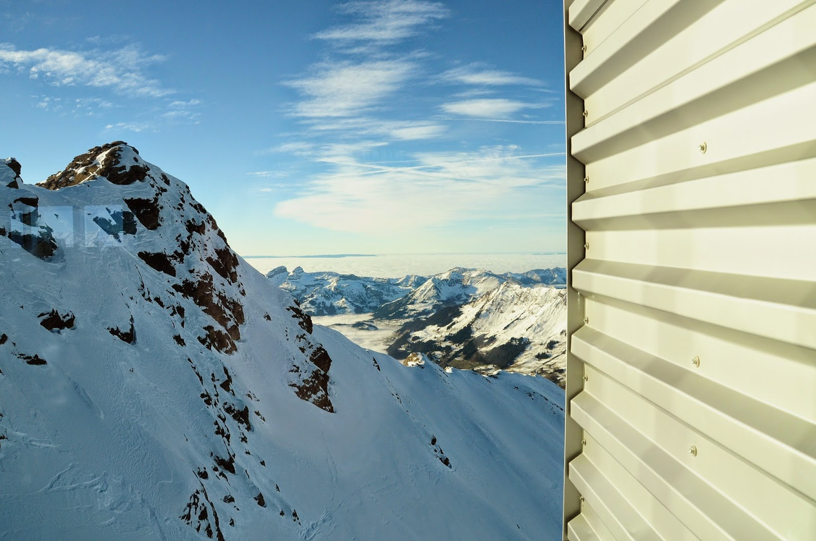 botta architecture glacier