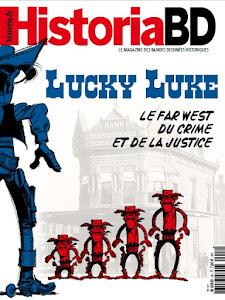 Lucky Luke, le Far West du crime et de la justice