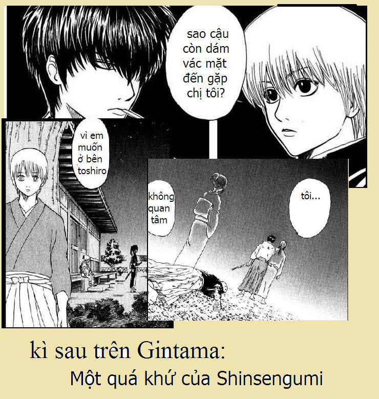 Gintama Chap 129