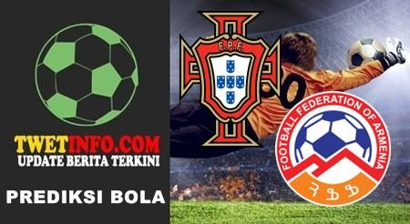 Prediksi Portugal U17 vs Armenia U17