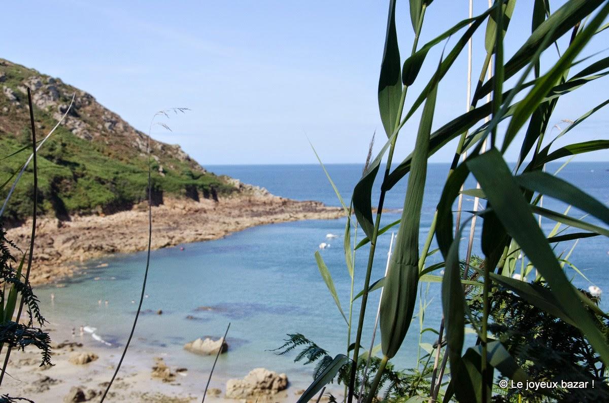 GR34 - Guimaec - plage de Venizella