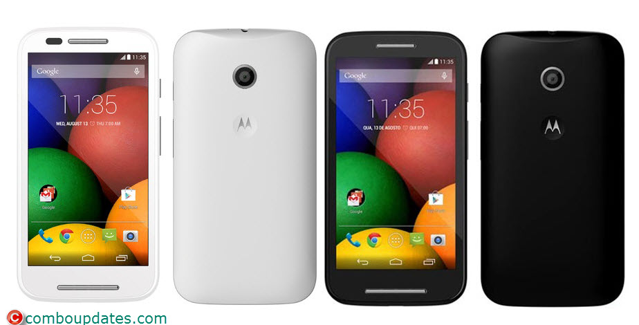 Motorola launches Moto E in India-ComboUpdates