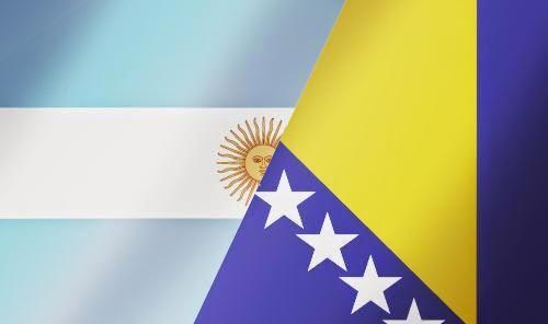 Live Stream Argentinien - Bosnien