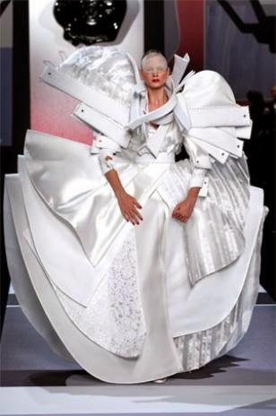 Imagenes de vestidos de novia ridiculos