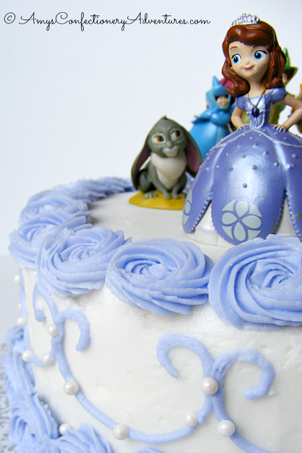 Cake Images Of Sofia The First : Amy s Confectionery Adventures: November 2013