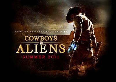 pelicula Cowboys y Aliens