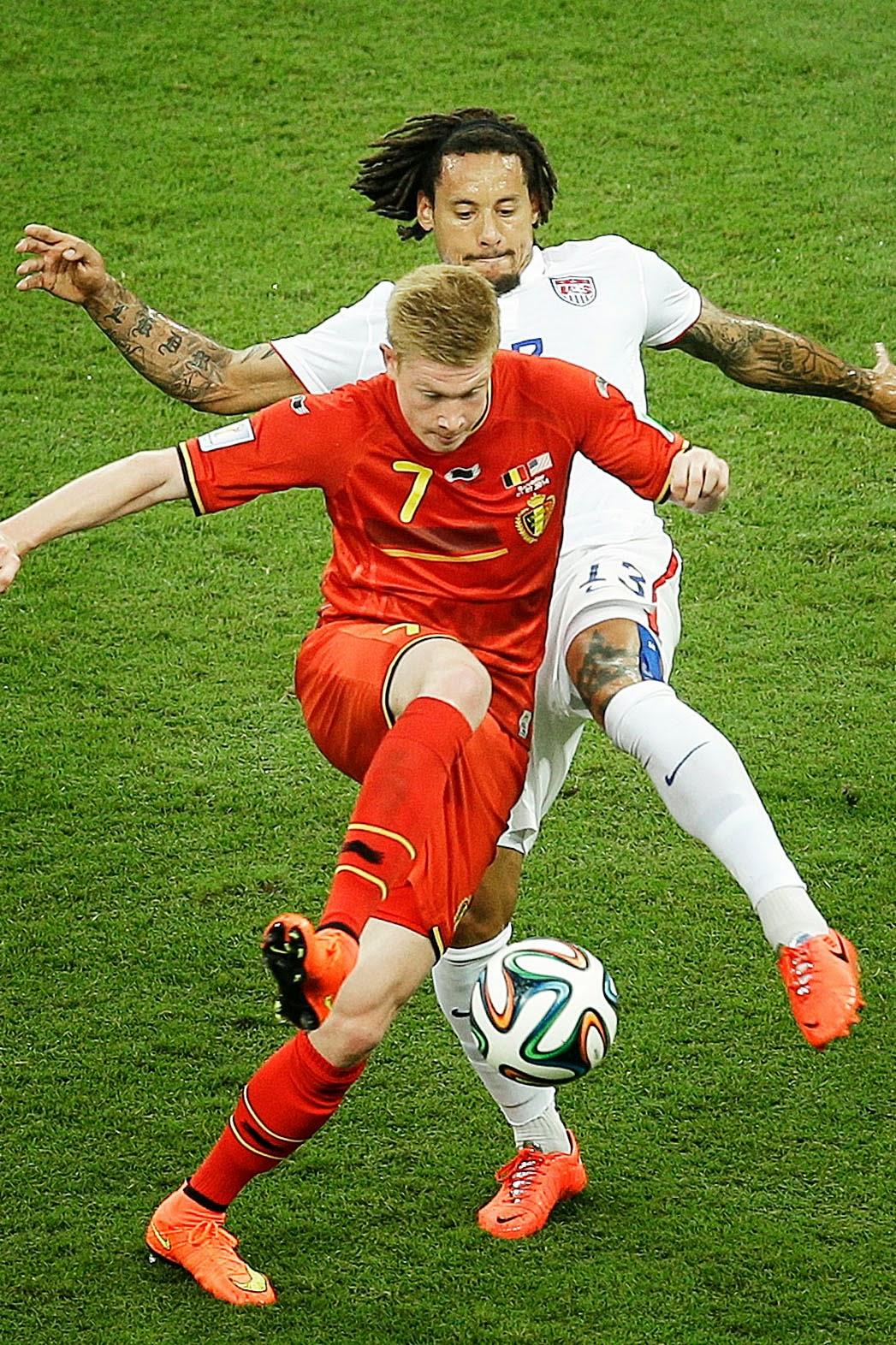 Belgia vs Ameria Serikat