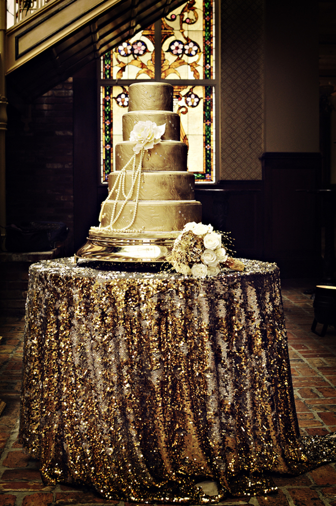 Great Gatsby Wedding Inspiration:
