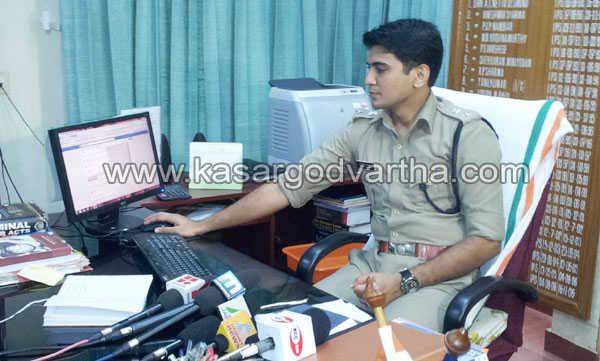 SP-Thomson-Jose, Police, Social networks, Kasaragod, Kerala, Malayalam News, National News