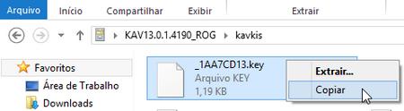 kaspersky antivirus rog promoção 2013