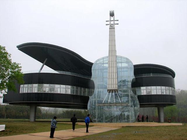 piano house china