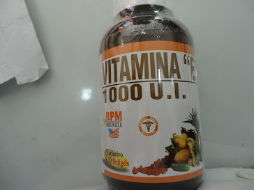 """Vitamina """"E"""""""
