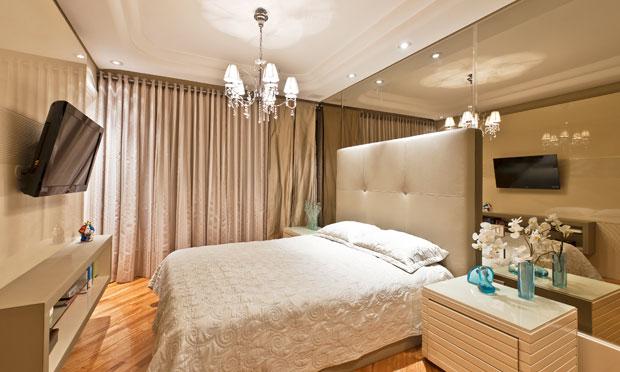 Todas Amam INSPIRAÇÃO DA SEMANA ~ Quarto Casal Pequeno Apartamento