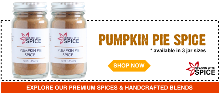 buy pumpkin pie spice at season with spice shop online