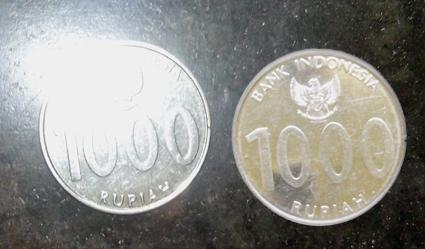 Sejarah terjadinya mata uang di dunia