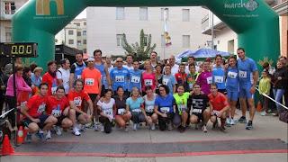 Grupo de runners de Autol