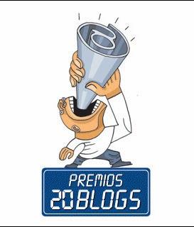 PREMIOS 20BLOG