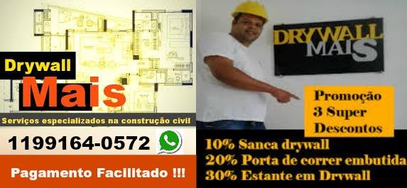 preço de drywall paredes sp preço m2 instalado drywall sp