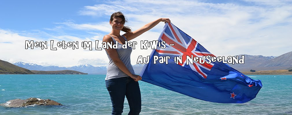 Mein Leben im Land der Kiwis - Au Pair in Neuseeland