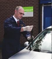 Check Windscreen wipers by Good Garage Scheme