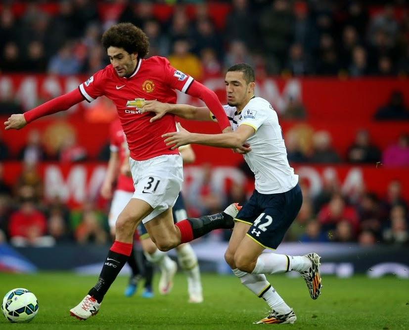 Results: Manchester United 3-0 Tottenham (Premier League)