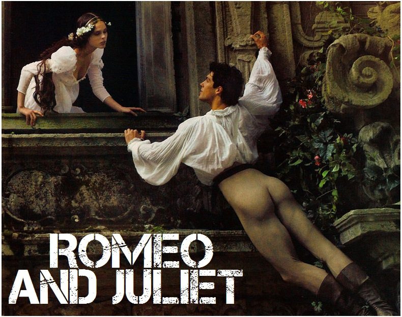 a discussion of the causes of romeos and juliets downfall