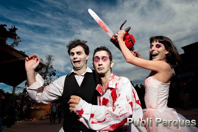 Halloween PortAventura 2015.