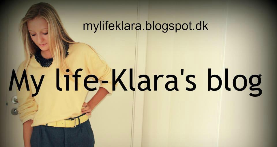 My life - Klara