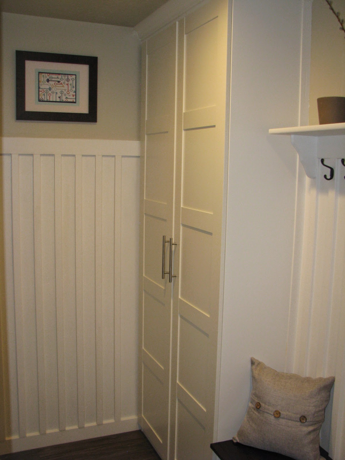 Pocket Full Of Projects Our Amazing New Mudroom Using