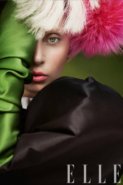 Lady Gaga, Lady Gaga Elle, Lady Gaga Elle October, Lady Gaga Elle Cover, Lady Gaga Applause, Gaga, Lady Gaga Artpop