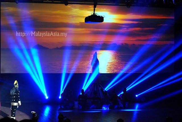 Adventures of Ngarayang Sabah Fest 2012