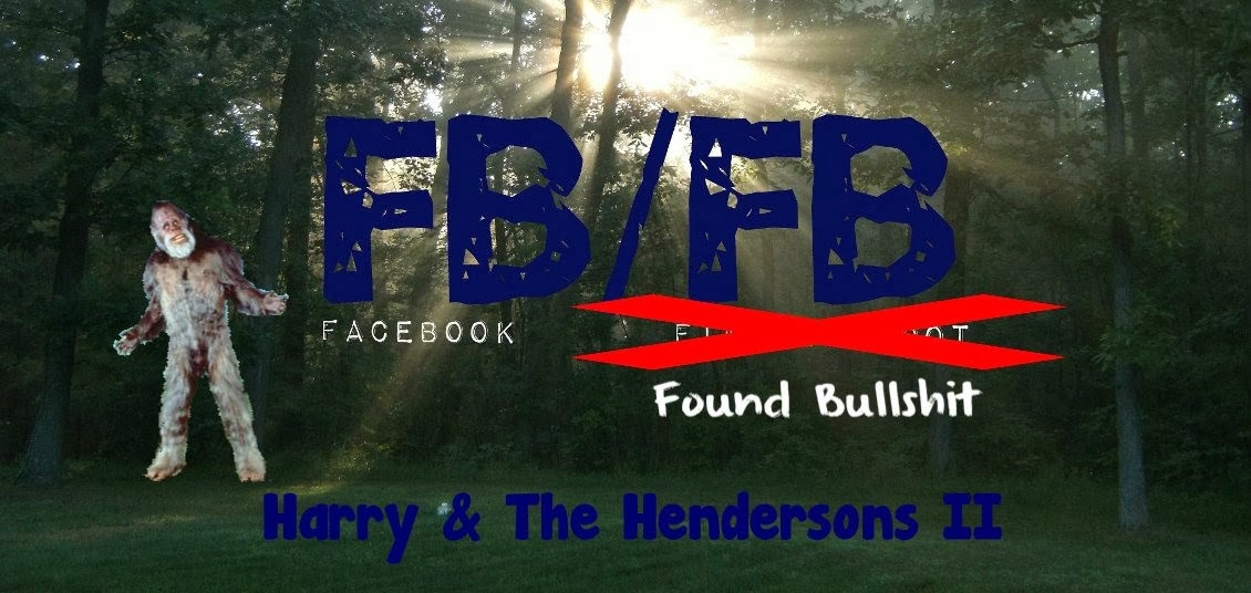 FB/FB Facebook Find Bigfoot