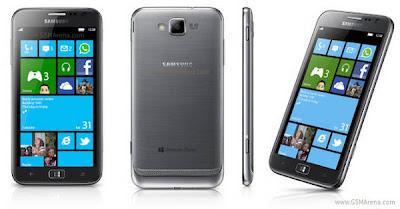 spesifikasi lengkap samsung ativ s, harga dan fitur serta gambar ponsel windows phone 8 samsung ativ s terbaru