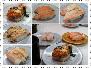 menu kaiou sushi